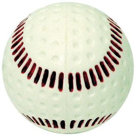 Baden seamed pitching machine baseball