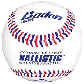 Baden Ballistic pitching machine baseball