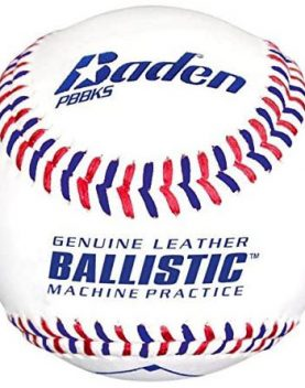 Baden Ballistic pitching machine baseball